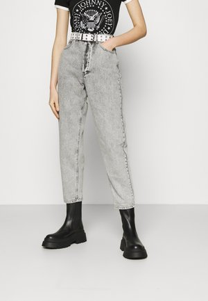 Jeans a sigaretta - light grey