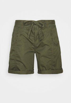 PLAY BERMUDA - Short - khaki green