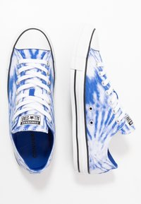 Converse - CHUCK TAYLOR ALL STAR - Sneakers basse - game royal/cerise pink/white - 1