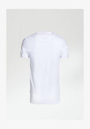 EXPAND-B - Basic T-shirt - white
