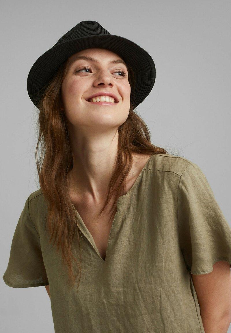 Esprit - Hat - black