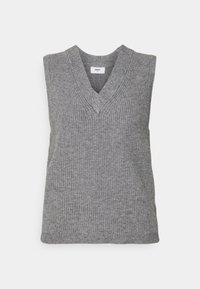 medium grey melange