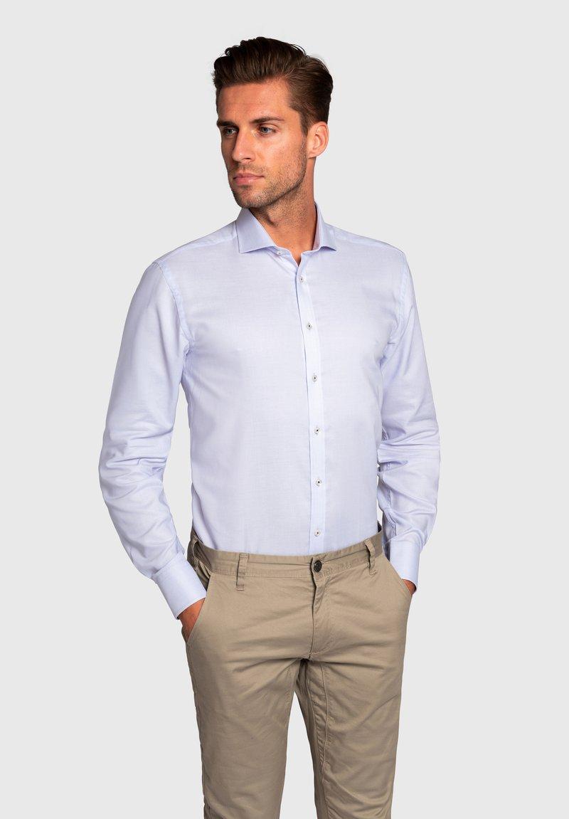 Bruun & Stengade - Zakelijk overhemd - purple