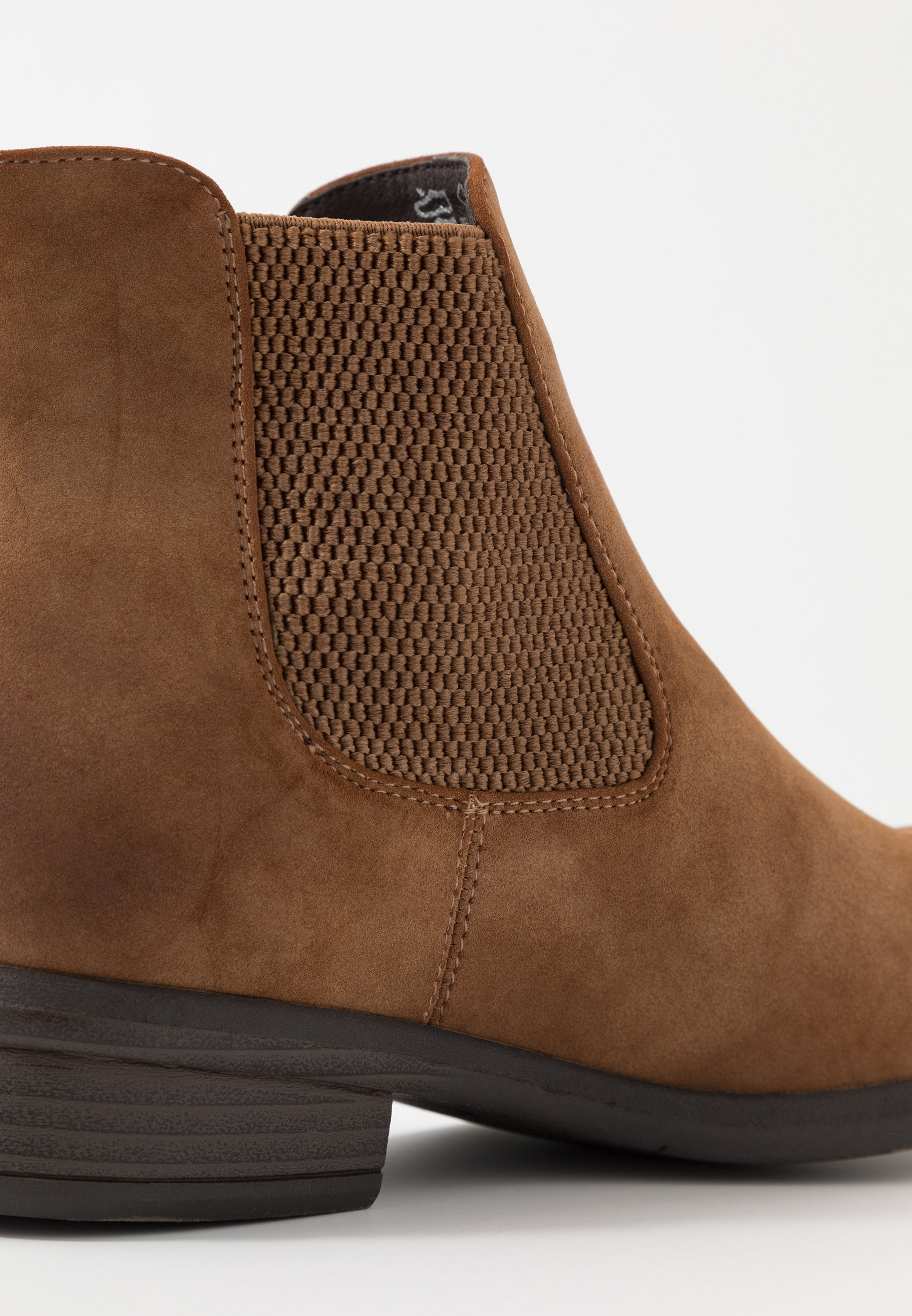 Anna Field Ankle Boot cognac