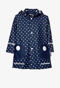 Playshoes - PUNKTE - Waterproof jacket - marine - 0