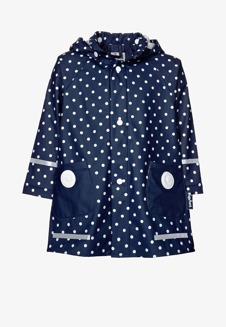 Playshoes - PUNKTE - Waterproof jacket - marine