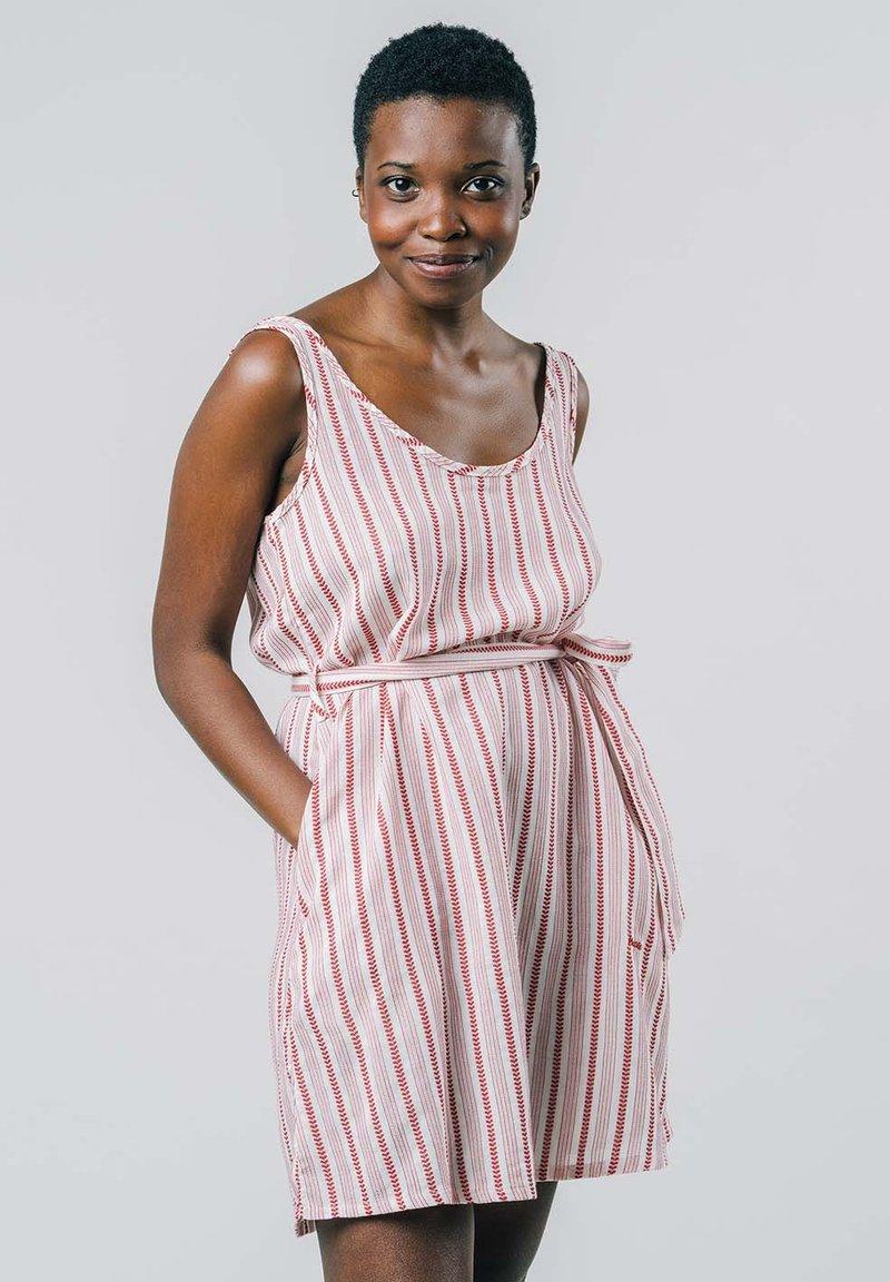 Brava Fabrics - Day dress - red