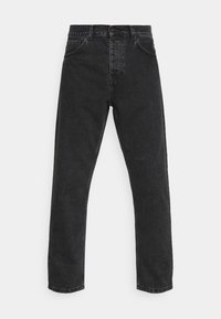 NEWEL PANT MAITLAND - Relaxed fit jeans - black stone washed