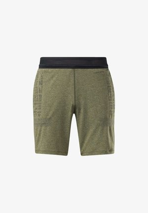 UNITED BY FITNESS  - Pantalón corto de deporte - green