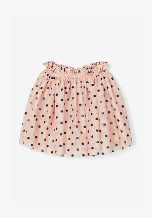 A-line skirt - mellow rose