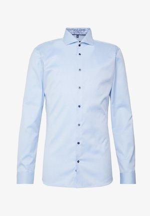 SUPER SLIM FIT HAI-KRAGEN - Camicia elegante - blue