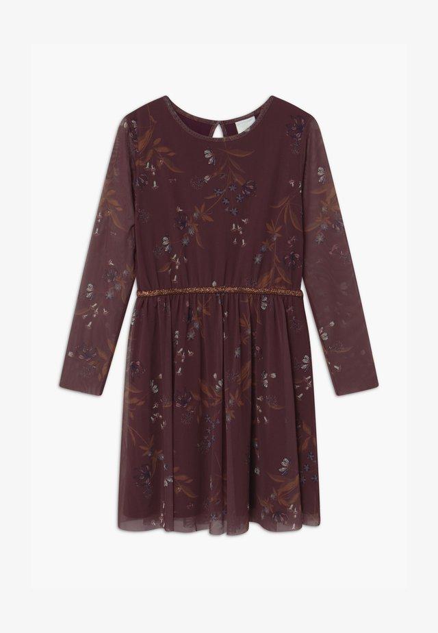 ANNA RIHANNA - Robe de soirée - bordeaux