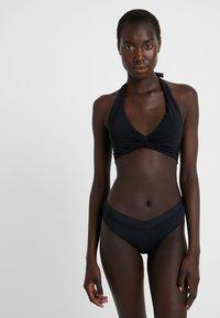 JETS BY JESSIKA ALLEN - BANDED REGULAR PANT - Bikini bottoms - black - 1