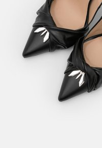 Patrizia Pepe - SCARPE SHOES - High heels - nero - 6