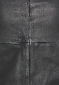 Part Two - URSANAS - Pencil skirt - black - 2