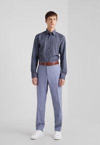 Eton - SLIM FIT - Shirt - dark blue - 1