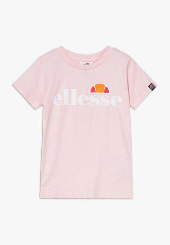 JENA - Print T-shirt - light pink
