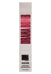 UOMA - DRAMABOMB MASCARA MINI - Mascara - black - 1