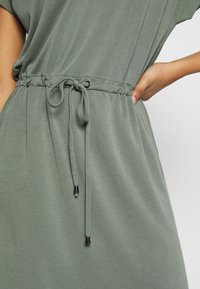 b.young - BYPOMMA DRESS  - Day dress - sea green - 6