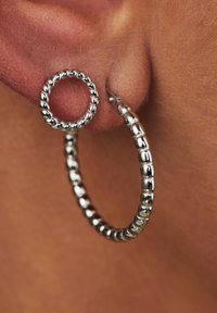 Selected Jewels - Earrings - silver-coloured - 2