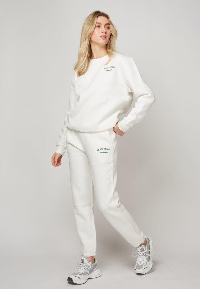 STELLA - Sweater - white