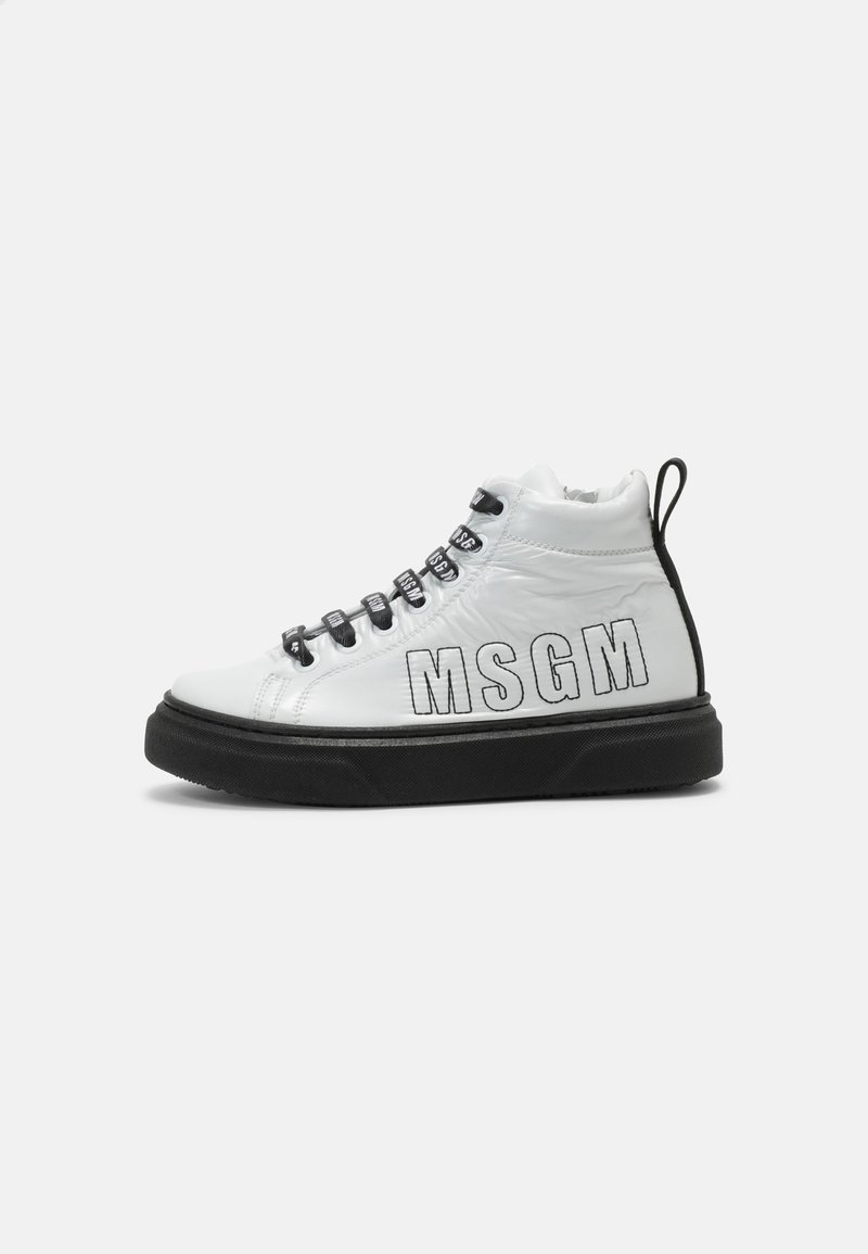MSGM - UNISEX - High-top trainers - white