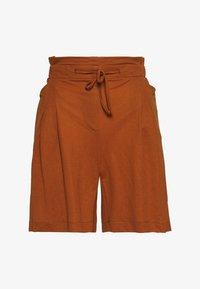 Object - OBJCORINE SHORTS - Shorts - sugar almond - 0