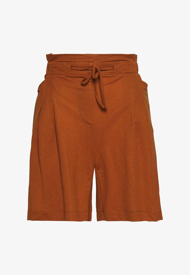 Object - OBJCORINE SHORTS - Shorts - sugar almond