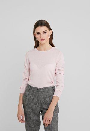 O-NECK TUBE  - Jersey de punto - light pink