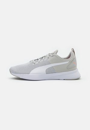 FLYER RUNNER - Neutrala löparskor - gray violet/white/bright peach