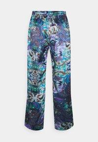 KOCHÉ - PANTS UNISEX - Pantalon classique - blue/light blue - 1
