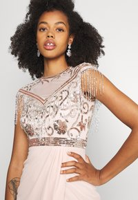 Lace & Beads - SAVANNAH - Occasion wear - nude/silver - 3
