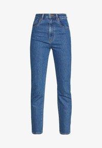 DUSTERS - Jeans slim fit - sadie blue