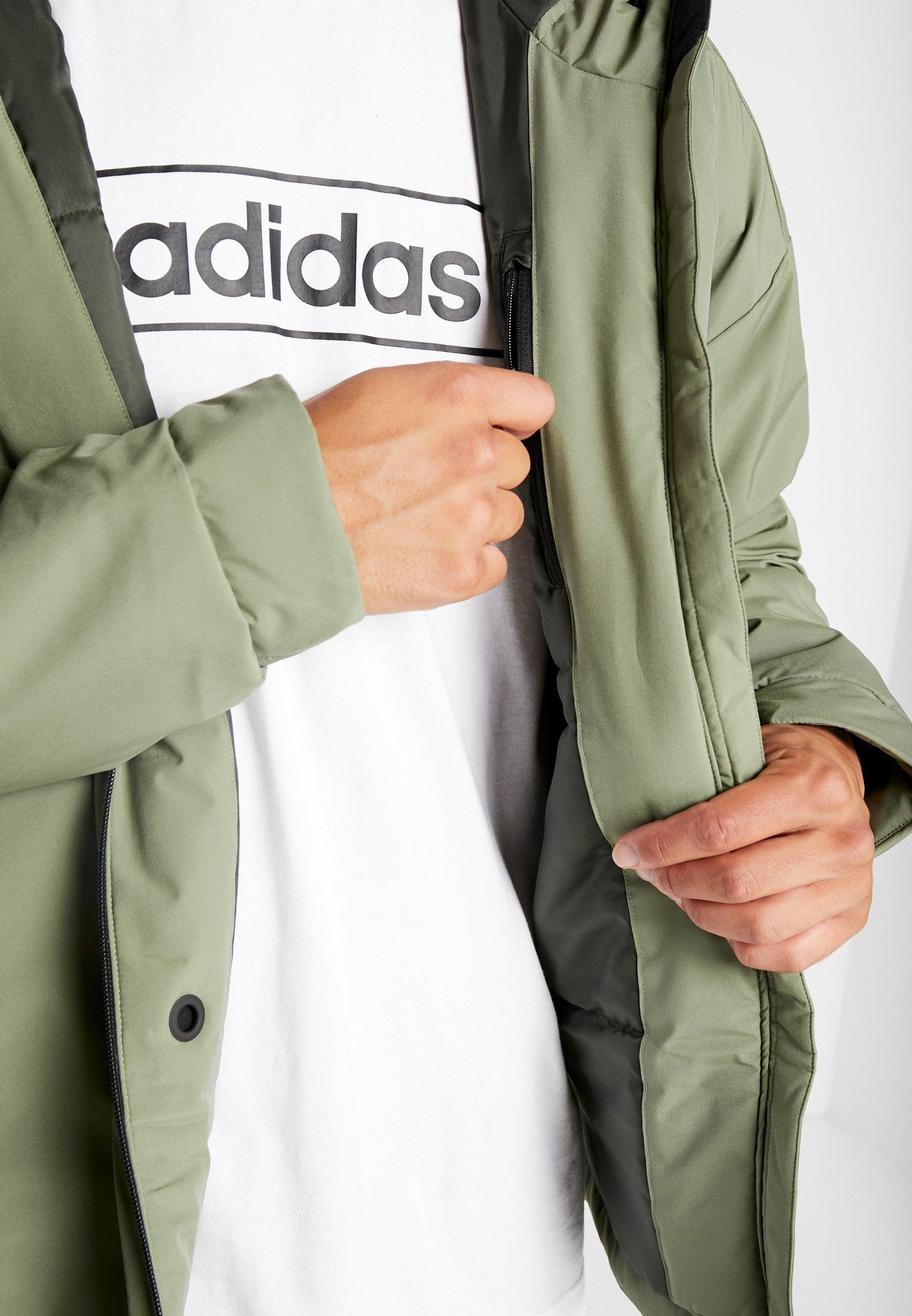 adidas Performance URBAN INSULATED  - Veste d'hiver - leggrn