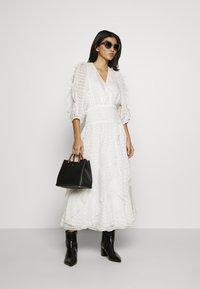 Stevie May - SANCTUARY MIDI DRESS - Day dress - white - 2