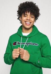 Champion Rochester - HOODED - Sweatshirt - green - 3