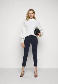 J Brand - ADELE MID RISE - Straight leg jeans - penrose - 1
