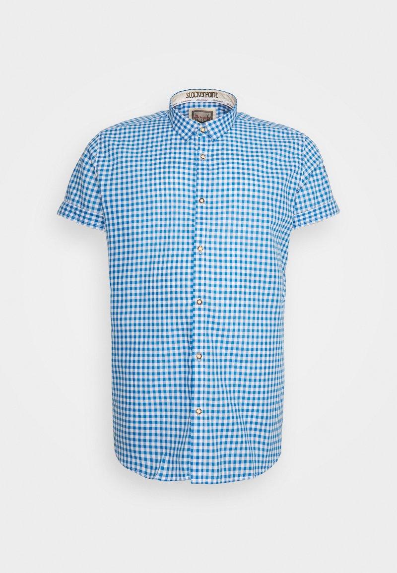 Stockerpoint - CONNOA BIG - Shirt - blau