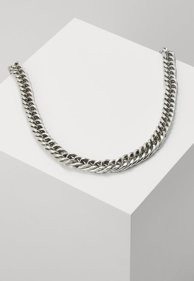 NUANCE NECKLACE - Collier - silver-coloured