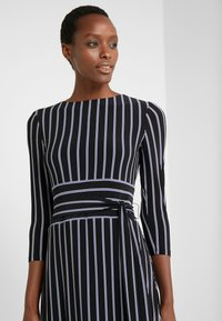 Lauren Ralph Lauren - Jersey dress - black/cream - 4