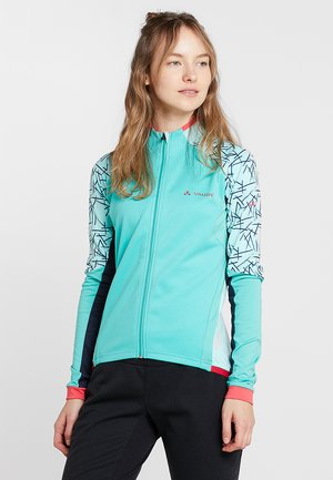 WOMENS RESCA TRICOT II - Long sleeved top - peacock
