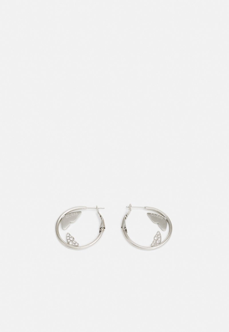 Guess - FLY AWAY - Pendientes - silver-coloured