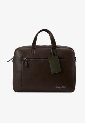 POCKET LAPTOP BAG - Briefcase - black