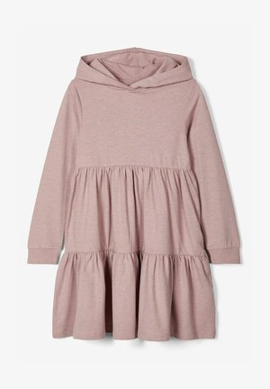 ABGESTUFTES - Jumper dress - deauville mauve