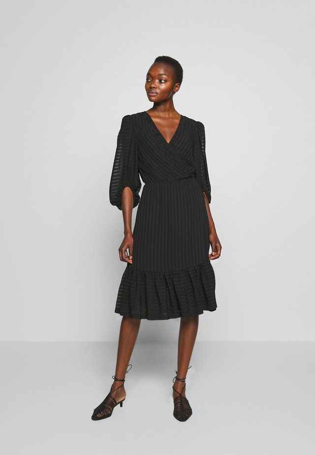 MINDY EXCLUSIVE DRESS - Sukienka letnia - black