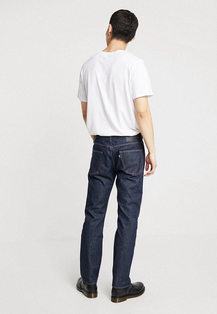Levi's® Made & Crafted LMC 502™ REGULAR TAPER - Jean slim - lmc resin rinse stretch