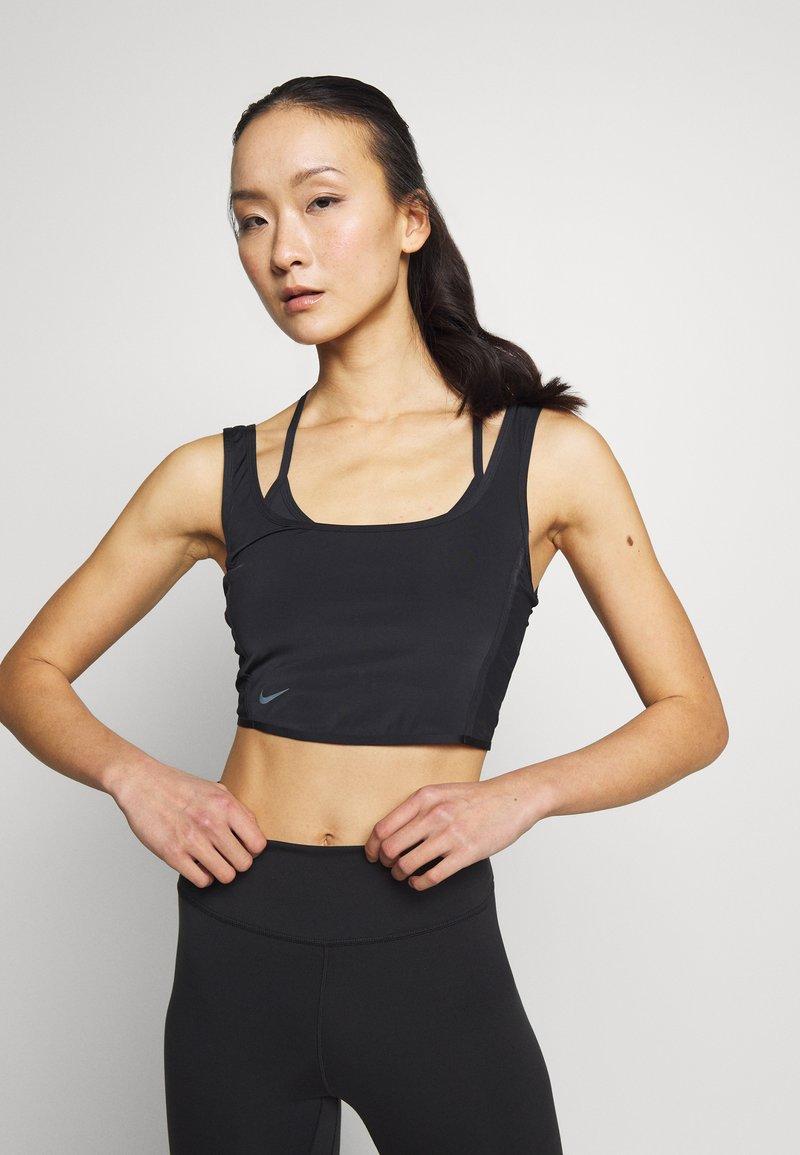 Nike Performance - CITY TRAIN - Top - black