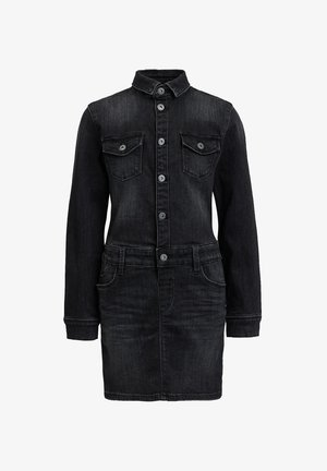 Robe en jean - dark grey