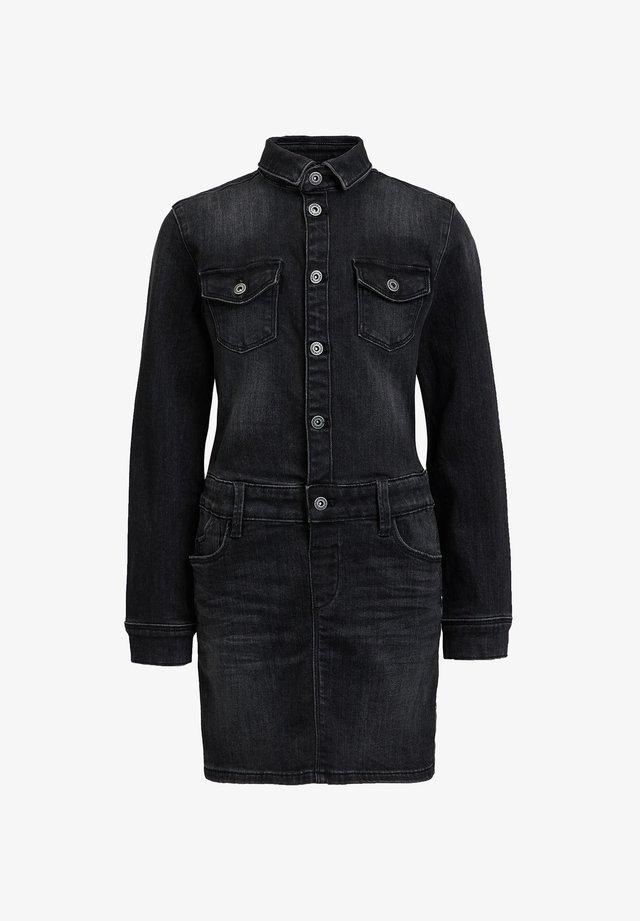 Robe en jean - dark grey