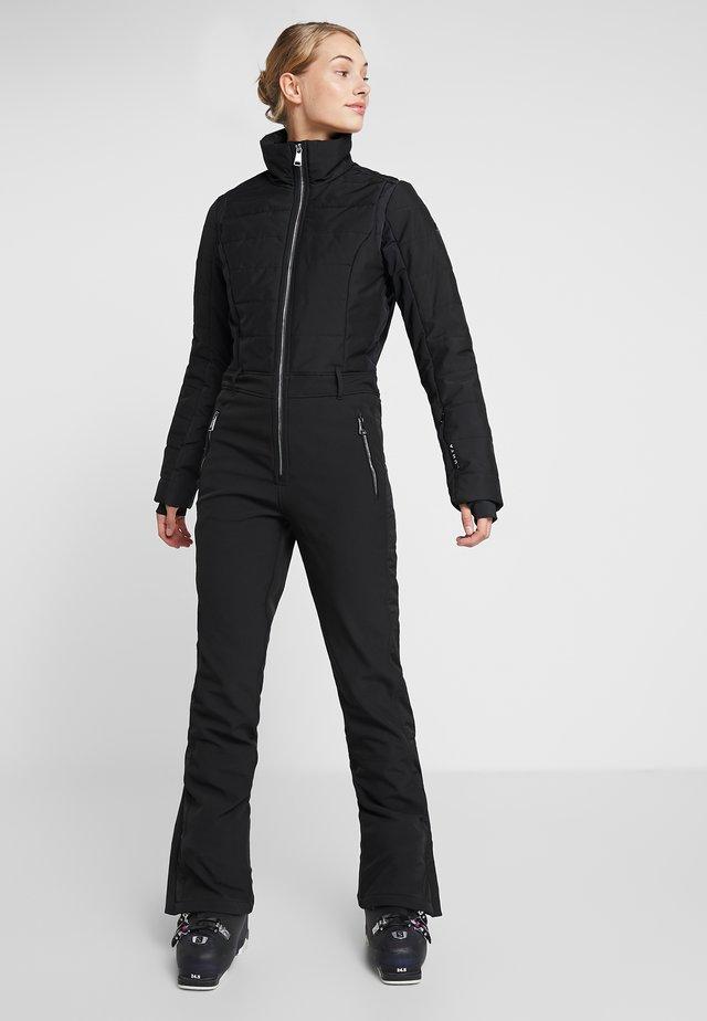 JAAMA - Pantalon de ski - black